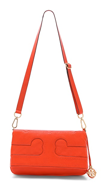 Tory Burch Amalie Fold Over Messenger