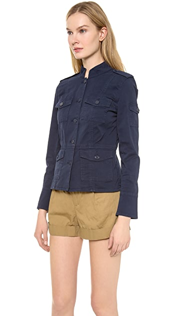 Tory Burch Shrunken Sgt Pepper Jacket