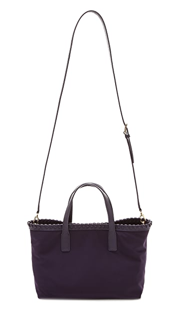 Tory Burch Marion Nylon Mini Tote