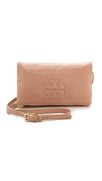 Tory Burch Thea Mini Fold Over Cross Body Bag