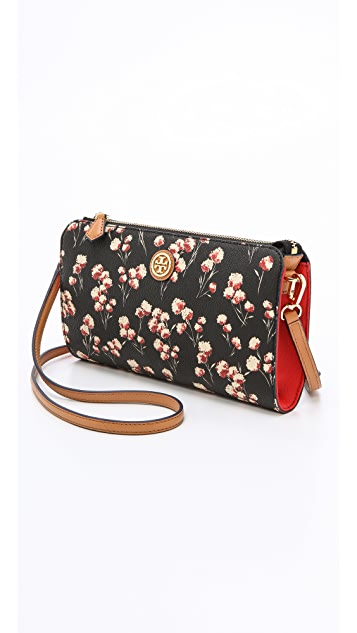 Tory Burch Kerrington Cross Body Clutch