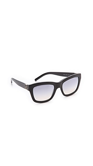 Tory Burch Modern T Sunglasses