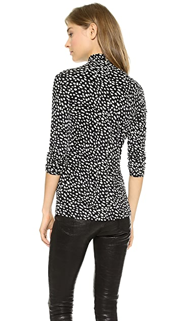 Tory Burch Kiki Turtleneck Top