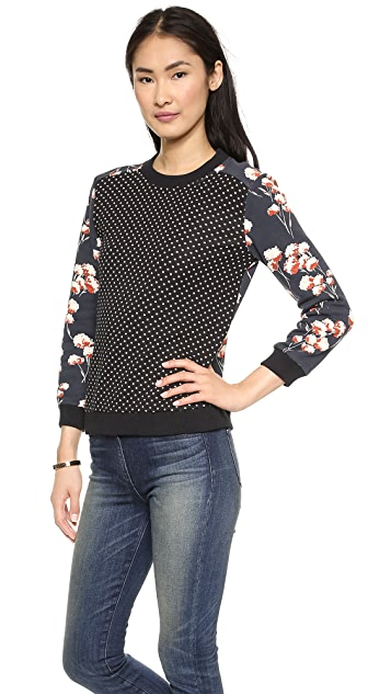 Tory Burch Ronnie Pullover