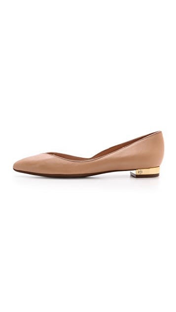 Tory Burch Nicki Flats