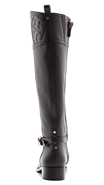 5b6525b1a4e ... Tory Burch Marlene Riding Boots ...