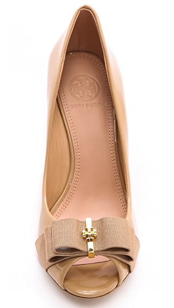 Tory Burch Trudy Wedge Pumps