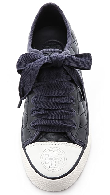Tory Burch Marin Quilted Sneakers