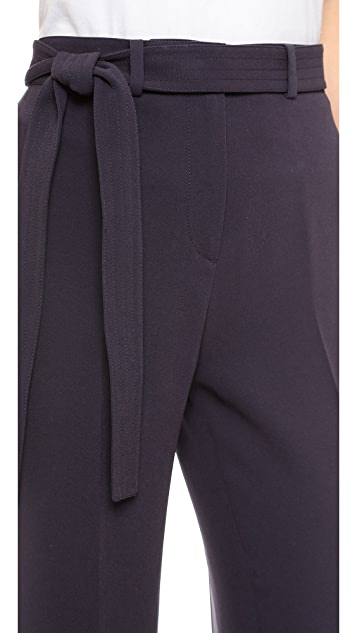 Tory Burch Macey Tie Waist Pants