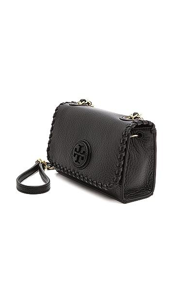 Tory Burch Marion Shrunken Shoulder Bag