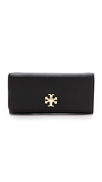 Tory Burch Mercer Envelope Continental Wallet