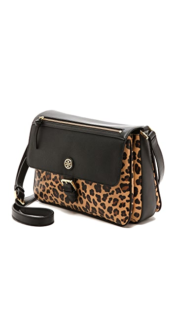 Tory Burch Kerrington Large Cross Body Bag