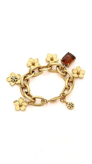 Tory Burch Cecily Charm Bracelet