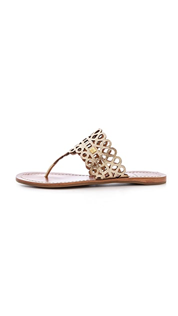 Tory Burch Davy Thong Sandals