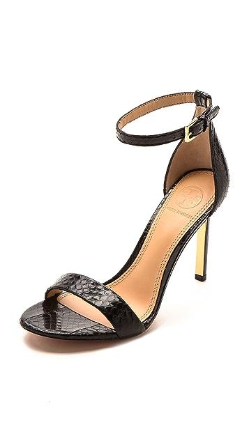 3fc04ea184e Tory Burch Keri Snake Sandals