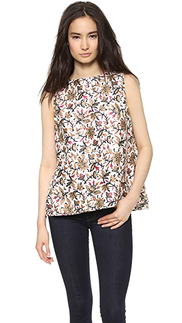 Tory Burch Evelyn Top