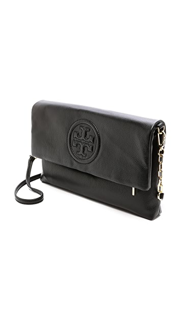ef339e67d259 ... Tory Burch Bombe Fold Over Clutch ...