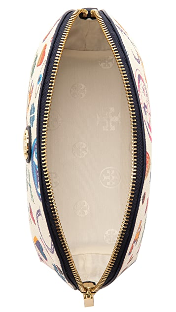 Tory Burch Kerrington Makeup Case