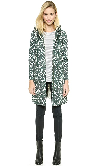 Tory Burch Shelley Hooded Coat