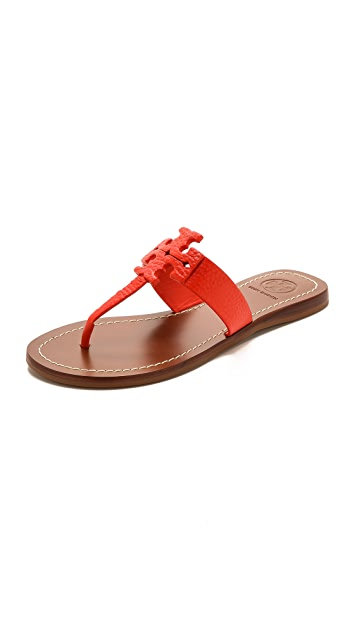 6746fc8f493370 Tory Burch Moore Thong Sandals