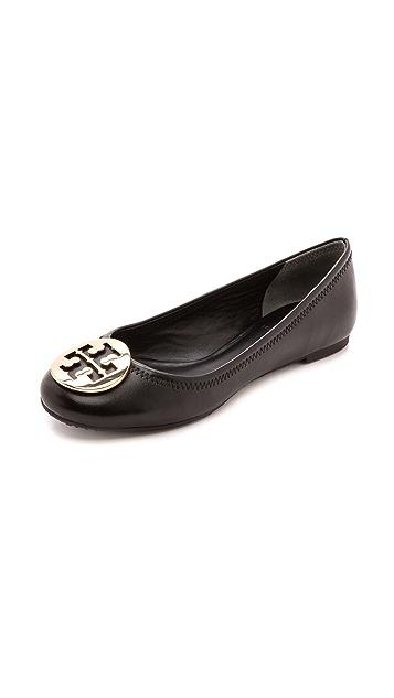 6ee231140 Tory Burch Reva Ballet Flats ...