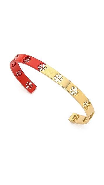 Tory Burch Dipped Cuff Bracelet