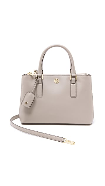 cd6e245f5af Tory Burch Robinson Mini Double Zip Tote | SHOPBOP