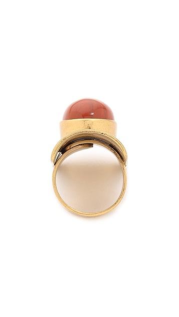 Tory Burch Stone Statement Ring