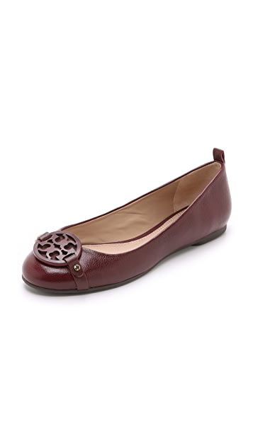244546079 Tory Burch Mini Miller Flats