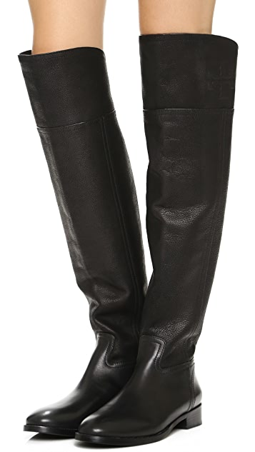 d40b88f136a ... Tory Burch Simone Over the Knee Boots ...