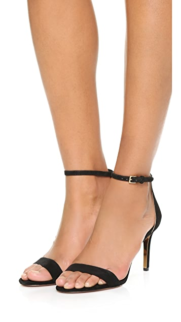 Tory Burch Classic Ankle Strap Sandals