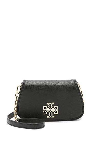 5f0edaf5ab7 Tory Burch Britten Mini Cross Body Bag