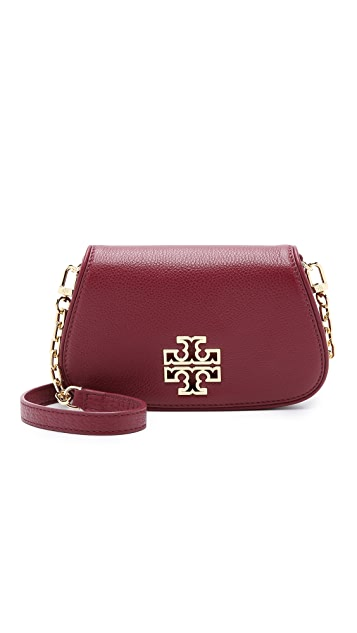 fe919cf02d2 Tory Burch Britten Mini Cross Body Bag
