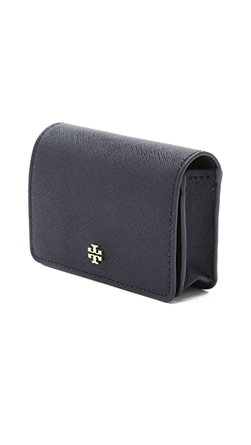 Tory Burch York Foldable Card Case