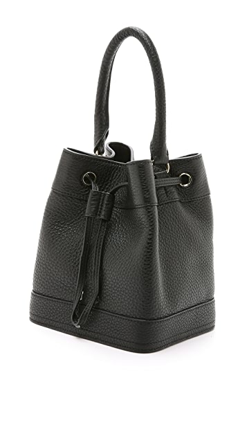 Tory Burch Robinson Mini Bucket Bag