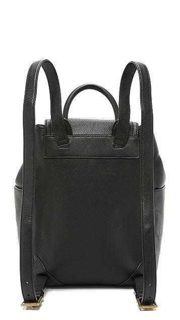 Tory Burch Frances Flap Backpack
