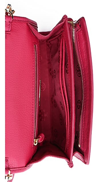 Tory Burch Britten Combo Cross Body Bag