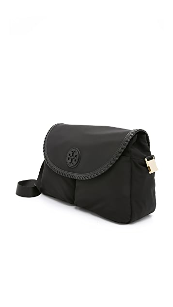 Tory Burch Marion Nylon Messenger Baby Bag