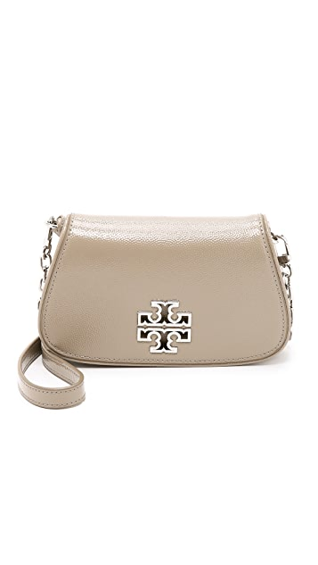1eb2f8461ad7 Tory Burch Britten Mini Cross Body Bag