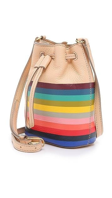 Tory Burch Multicolor Mini Bucket Bag