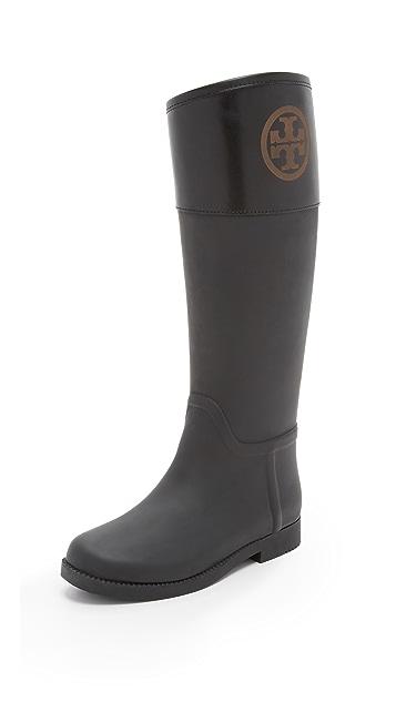 028aef0dbaa Tory Burch Classic Rain Boots