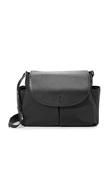Tory Burch Thea Nylon Baby Bag