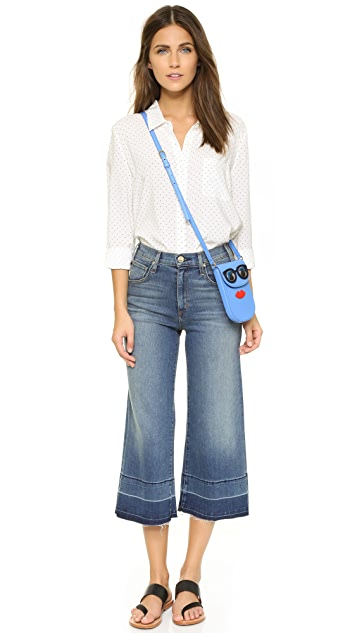 Tory Burch Novelty Mini Phone Cross Body Bag