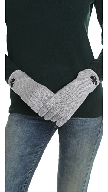 Tory Burch Whipstitch Gloves