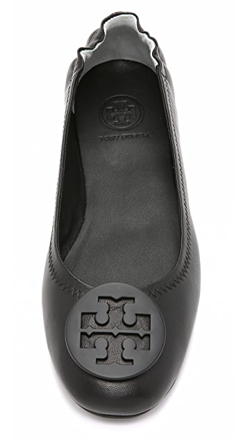 bae1eebc283c1d ... Tory Burch Minnie Travel Ballet Flats ...