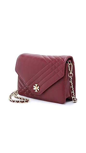 quilted crossbody bag - Pink & Purple Tory Burch yoMhr
