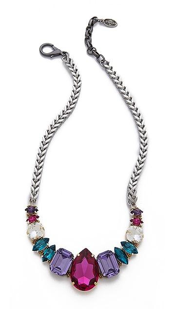Tova Jeweled Necklace
