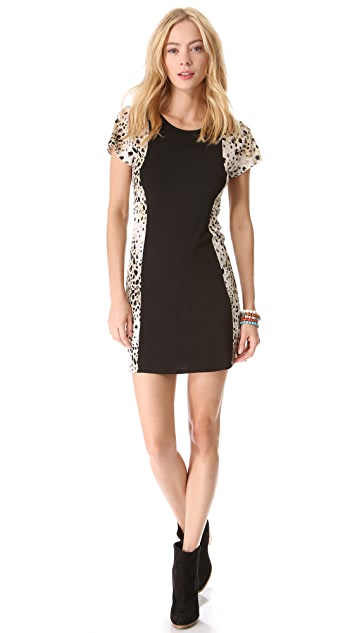 Townsen Leopard Dress