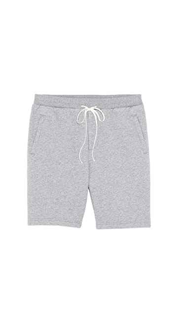 3.1 Phillip Lim Classic Shorts with Zip Pockets