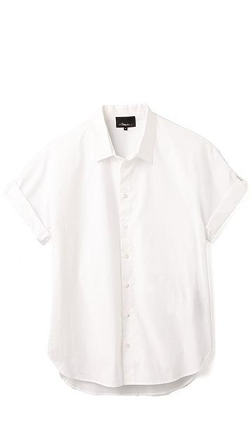 3.1 Phillip Lim Fisherman Shirt